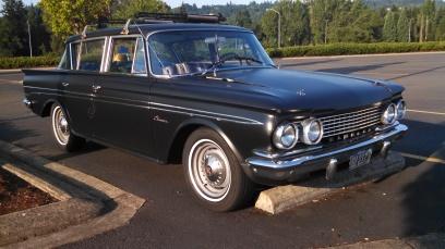 1962 Classic Rambler